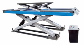 IM-SLA Wheel Alignment Scissors lift