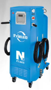 Nitrogen Tyre Inflator Cars & Light Trucks