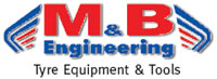 m and b tyre equipment and tools